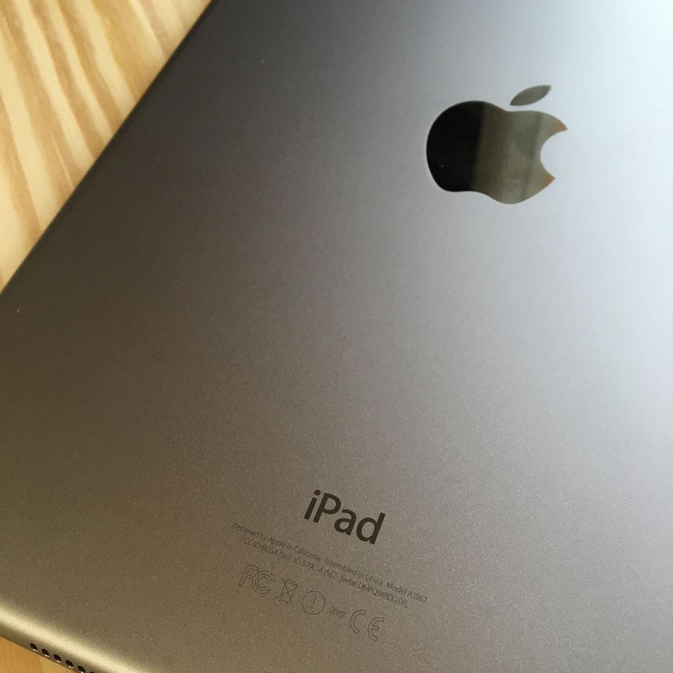 iPad Air 2 64GB スペースグレー 購入