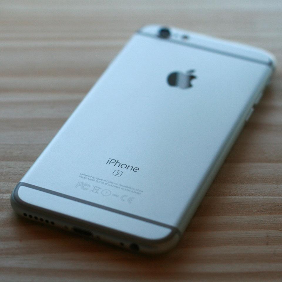 iPhone6S ついに購入