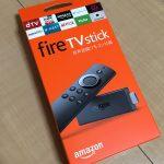Amazon fireTVstick + プライム会員
