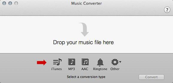 WMAをMacのiTunesに読み込む方法